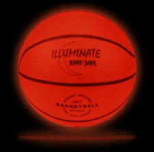 Ultra-Bright Light-Up LED Glow Basketball by Kan Jam Illuminate