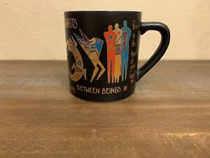 BRAND NEW NEVER USED LAUREL BURCH BIRD THEMED COFFEE CUP//MUG  HENRIKSEN IMPORTS