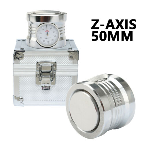 Z Axis Zero Pre-setter Tool Setter for CNC Router 50±0.01mm Magnetic Accurate