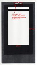 Film holder for Imacon Flextight scanners, Aperture 94x147mm for 4''x6'' films