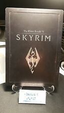 Skyrim Steelbook Metal Case from Australia Exclusive Limited Collector's Edition