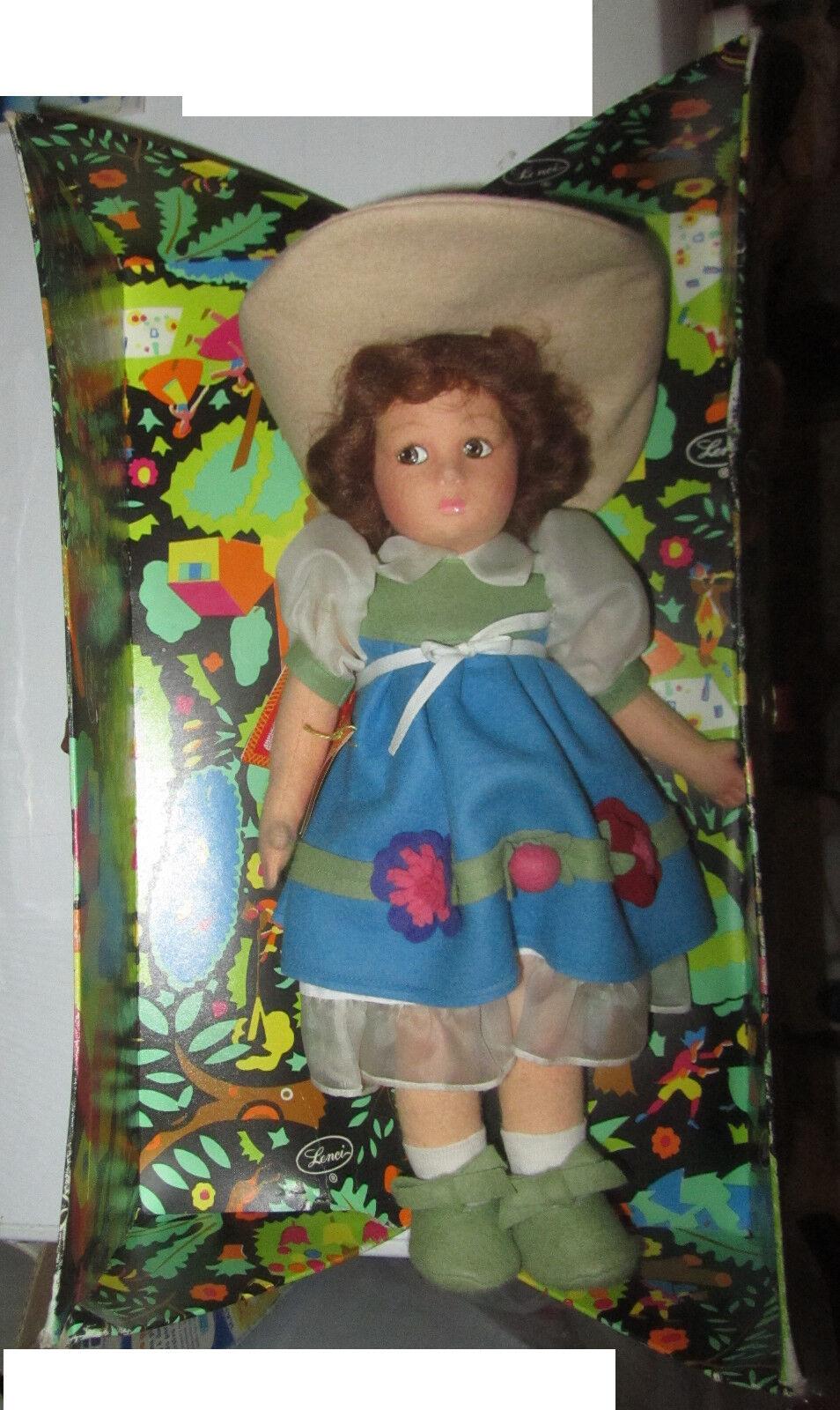 Bambola Stella Lenci Torino in panno Made In  ed. Limitata 1999 esemplari