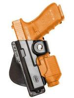 Tactical Left Roto Fobus Holster Ruger Sr9 Sr45 American .45cal Light Laser