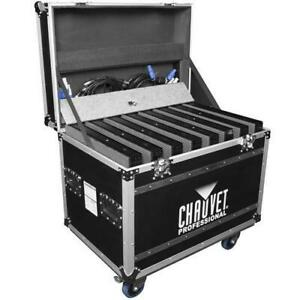 CHAUVET X61P (COMPLETE LED WALL / 48 PANELS WITH CASES / 2 PROCESSEUR / RIGGING SYSTEM)  CHAUVET X61P (LED WALL COMPLET Canada Preview