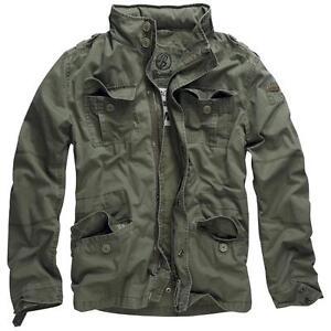 e7cd6c271599 BRANDIT JACKET Men s jacket military half season BRITANNIA jacket ...