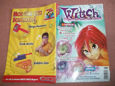 WITCH***COMIC***HEFT***NR.08/2002