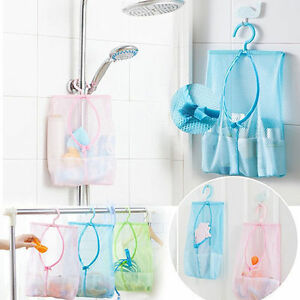 Bathroom-Hanging-Mesh-Storage-Bag-Clothes-Toy-Net-Organizer-Laundry-Hanger-Hook