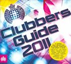 Clubbers Guide 2011 [Digipak] by Various Artists (CD, Feb-2011, 2 Discs, Ministry of Sound)