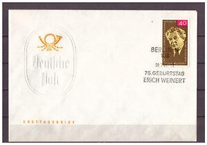 DDR-FDC-75-Geburtstag-von-Erich-Weinert-MiNr-1124-ESSt-28-07-1965