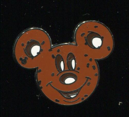 DLR 2015 Hidden Mickey Food Series Pretzel Disney Pin 108537