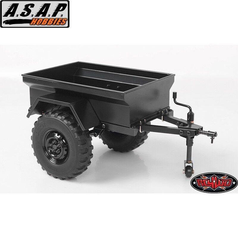 RC4WD Z-H0009  1 10 M416 Scale Trailer  alta quaità