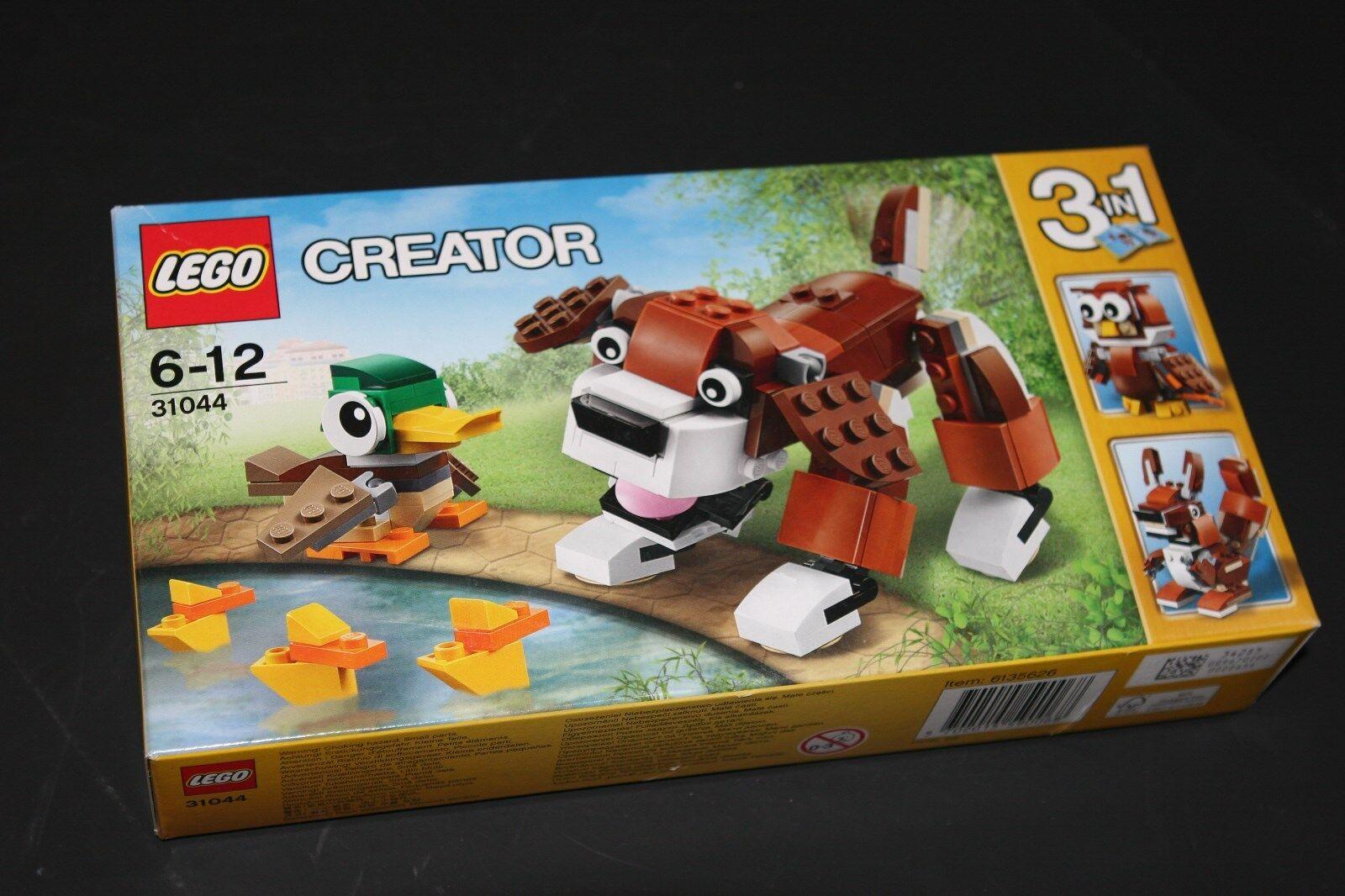 LEGO 31044 Creator Park Animals