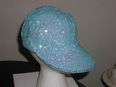5 x Glow Cap Blue