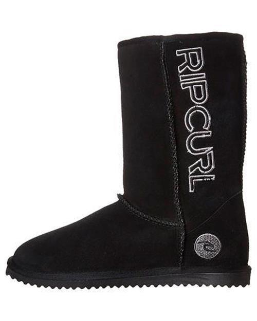 2143ef6d111 Mens Size 12 Rip Curl SHIPSTERNS UGGIES BOOT Winter Shoes Slippers - Black