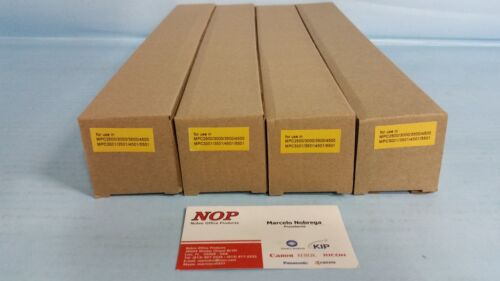 4 DRUMS DRUM RICOH MP C5501 C4501 C3501 C3001 MPC5501 MPC4501 D089-2251 D0892251