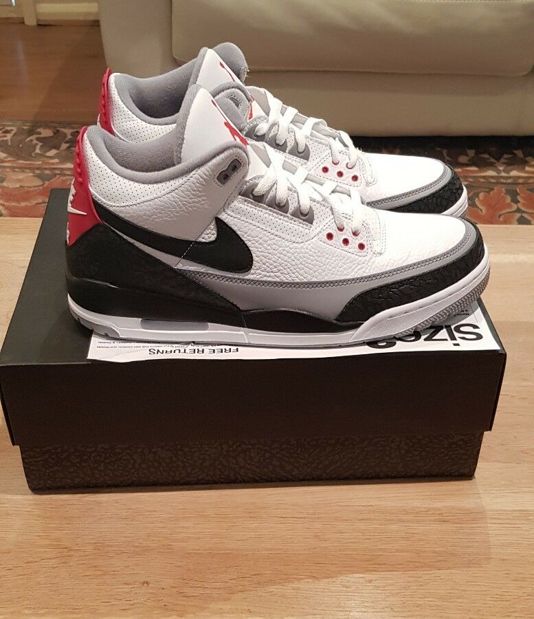 Gentleman/Lady Retro Nike Air Jordan 3 Retro Gentleman/Lady Tinker Hatfield -  Selling Make full use of materials Highly appreciated and widely trusted in and out WV1840 db96f8