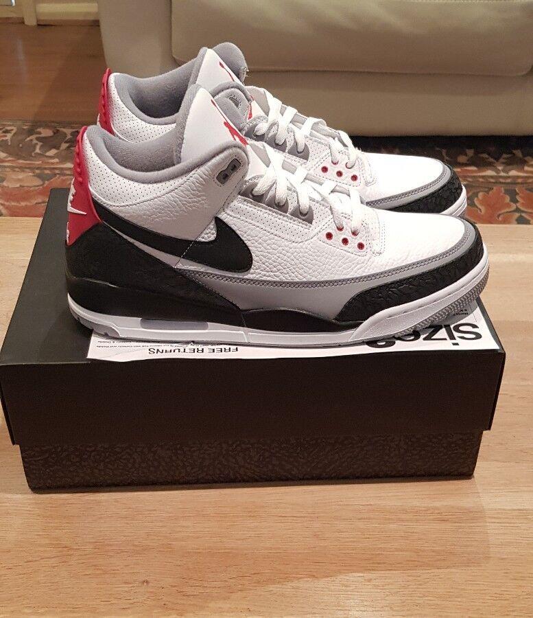 Nike Air Jordan 3 Retro Tinker Hatfield -12