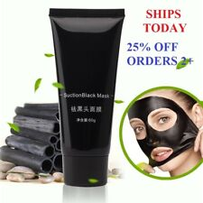 BIOAQUA Black Mask Blackhead Remover Deep Cleansing Peel Acne Treatment 60g Tube