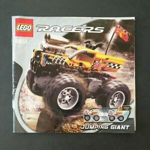 8651-LEGO-RACERS-JUMPING-GIANT-Instruction-Manual-Book