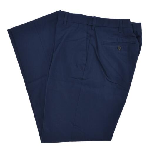 Retails $48 New W//Tags Croft /& Barrow Easy-Care Classic-Fit Flat-Front Pants