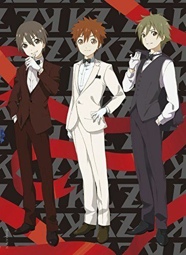 ANIMATION-TANTEI TEAM KZ JIKEN NOTE (VOL.2)-JAPAN DVD H75
