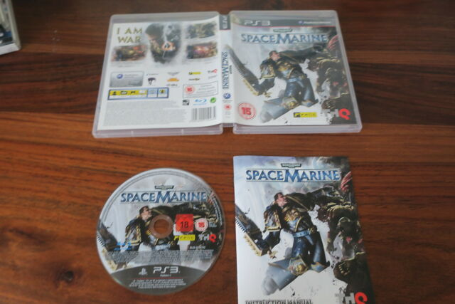SPACE MARINE        -----   pour PS3  // UK