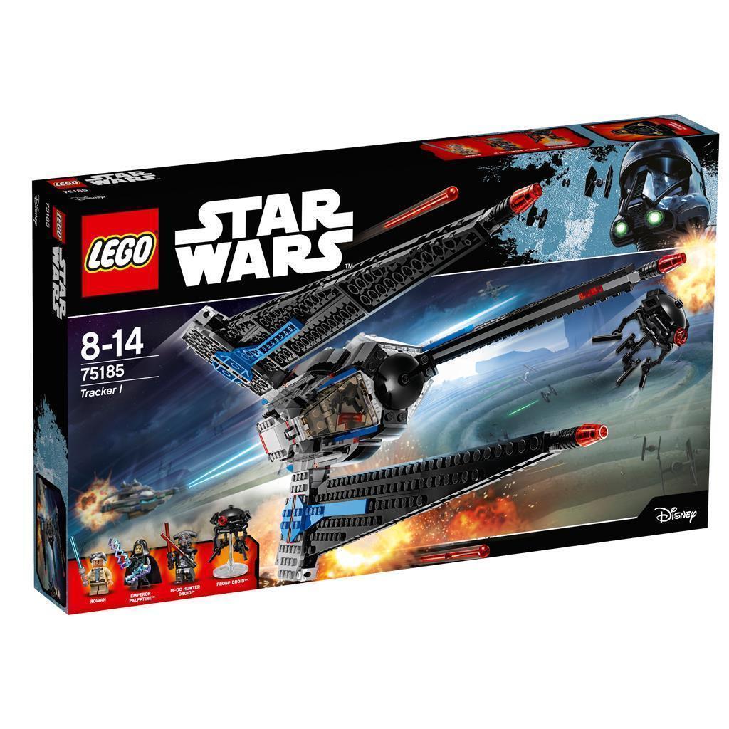 LEGO® LEGO® LEGO® Star Wars™ 75185  Tracker I  Rowan Imperator Palpatine NEU OVP NEW MISB 82f2b0