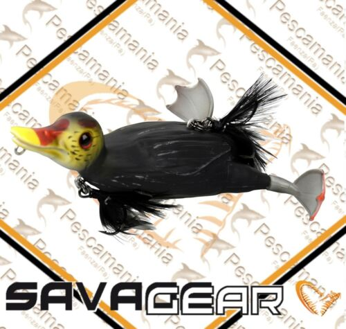 "SAVAGE Gear /""3D suicide Duck/"" 15cm 70gr Artificial SPINNING PIKE BASS"