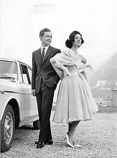 Fotografia Moda  anni '60  Uomo e Donna foto per redazionale  30 A