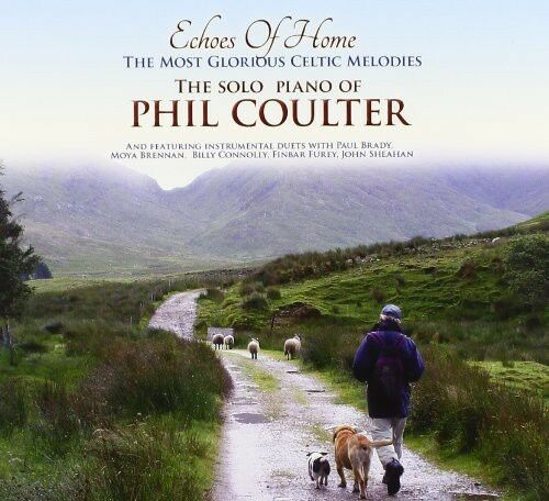 Andy Cooney, Phil Co - Echoes of Home the Most Glorious Celtic Melodies [New CD]