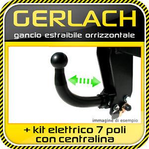 Per-BMW-1-E81-E87-2004-2011-gancio-di-traino-estraibile-kit-elettrico-7-poli