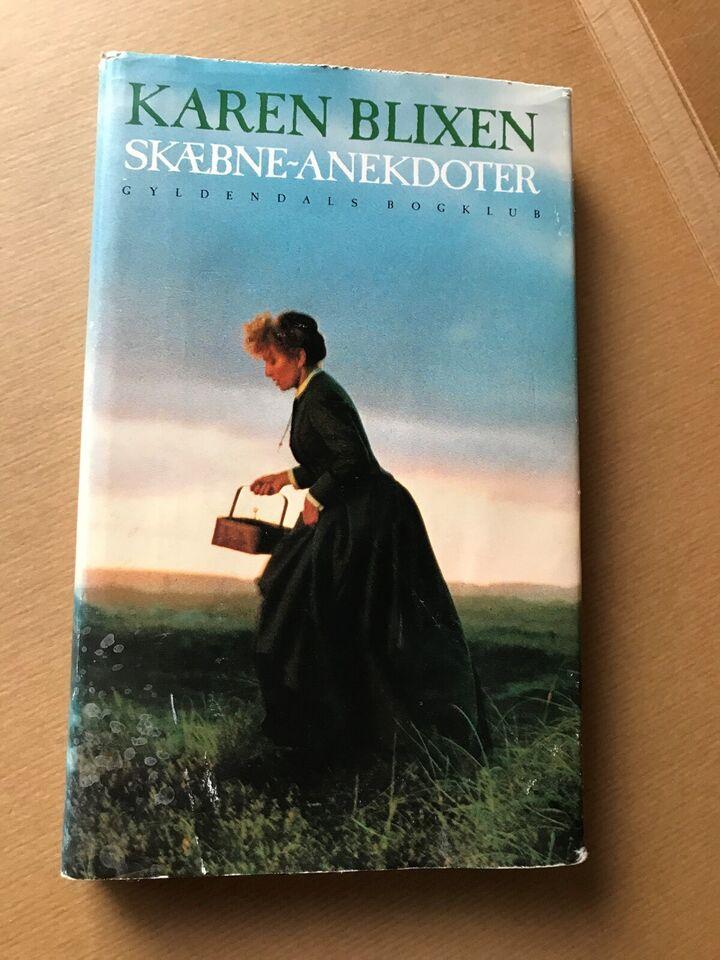 Skæbne anekdoter, Karen Blixen, anden bog