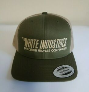 Adjustable Olive Green WHITE Industries Soft Goods Ball Cap Hat