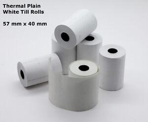 57 X 40 Mm Crédit Carte, Pdq , Machine Jusqu'à Thermal Papier Rouleaux - Hmfe67j9-07230332-649309948