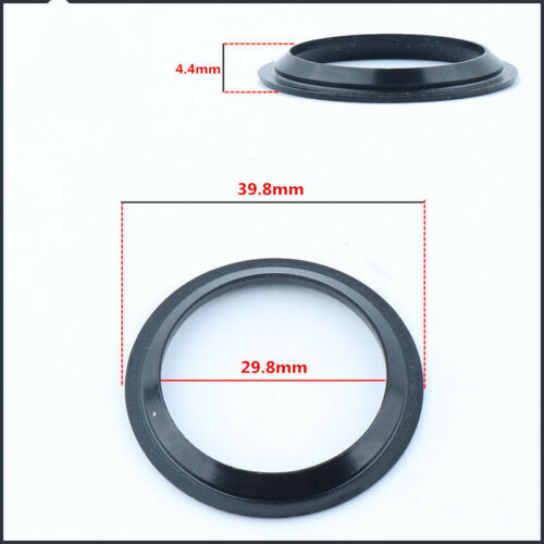 Bicycle Tapered Fork Open Crown Race Replacement Headset Base Ring Bike Sports