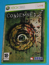 Condemned 2 - Microsoft XBOX 360 - PAL