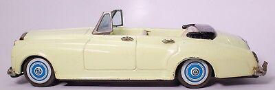 Blechspielzeug Autos & Lkw ZuverläSsig Vintage 597ms Rolls-royce Silver Cloud Cabrio 4-türer Coupe Um Der Bequemlichkeit Des Volkes Zu Entsprechen