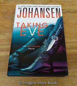 Image Is Loading Taking Eve By Iris Johansen Duncan Series