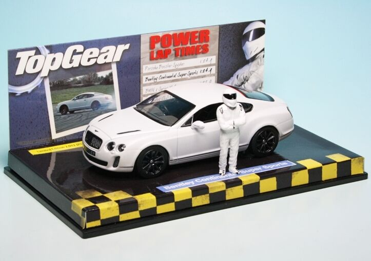 Minichamps 1 43   Bentley Continental Supersports (RHD) (2009)  Top Gear Power L