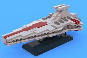 Star destroyer mini lego instructions