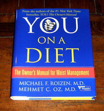 BOOK: You On a Diet: The Owner's Manual for Waist Management / Oz Roizen Health
