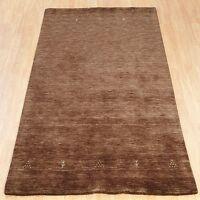 Loriana Chocolate Rugs Handmade In India From Pure Wool 200x285cm Rrp£495.00