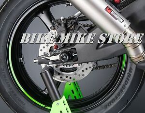 Image Is Loading Chain Tensioner Adjuster Black BLACK LIGHTECH Kawasaki