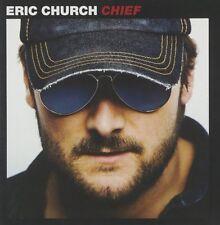 ERIC CHURCH : CHIEF   (CD) Sealed