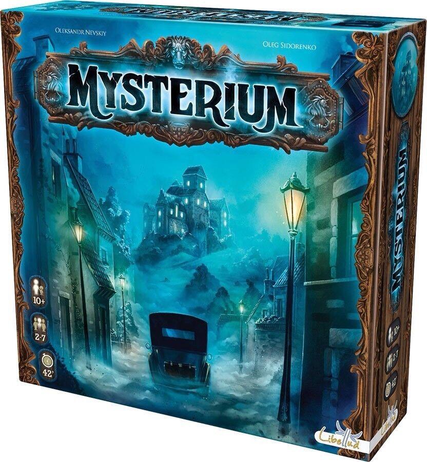 MYSTERIUM BOARD GAME - ASMODEE GAMES