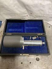 Rare 0 2 Micro Height Gage Amp 3 Riser Machinist Tool Maker Inspection Greist