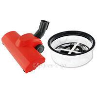 "Airo Brush Turbo Tool + 12"" Cloth Filter For Numatic HENRY Hetty Vacuum Hoover"