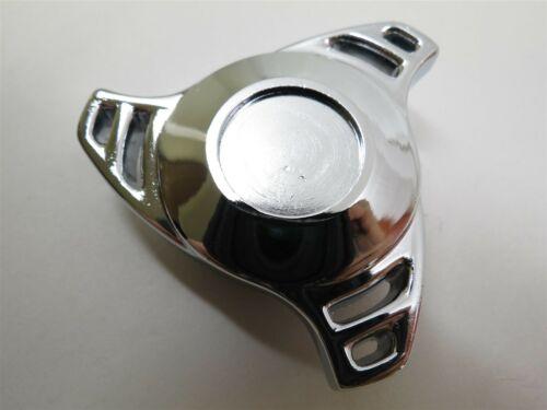 Chrome Spinner Air Cleaner Wing Nut 1//4-20 Thread Chevy Ford Mopar 350 454 302