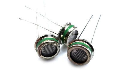5 pieces WK65075 Photoresistor 0.6-3.6k WK 650 75 LDR Photo Resistor