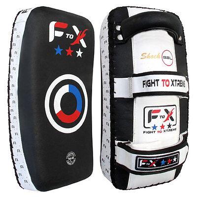 Precise Boxeo Escudo Patada Huelga Curvado Brazo Acolchados Mma Foco Muay Thai Punch Bag Other Combat Sport Supplies Boxing, Martial Arts & Mma